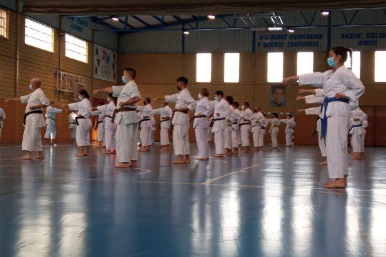 II Entrenamiento JKA Andalucía